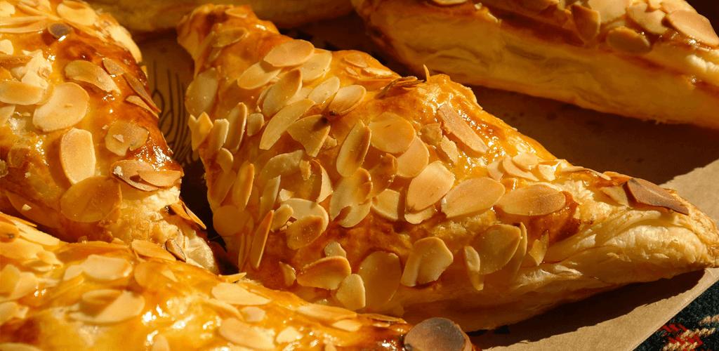 Chocolate and Hazelnut Puff Pastries